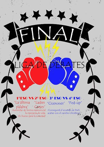 CARTEL LIGA FINAL DEBATES small