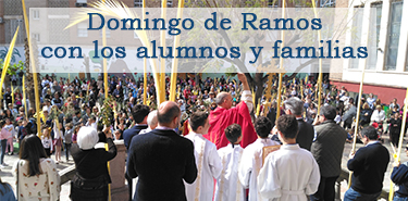 Cartel web Domingo de Ramos 16-17
