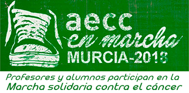 Cartel web Marcha contra el cancer 18-19