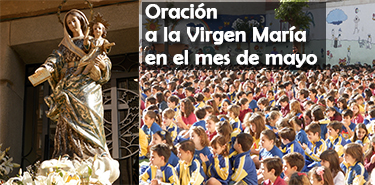 Cartel web Oracion Virgen mayo 17-18