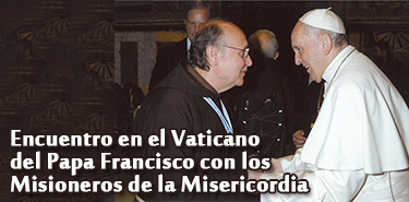Cartel web Papa Francisco y misioneros 17-18