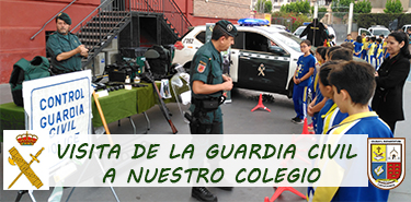 Cartel web Visita Guardia Civil 16-17
