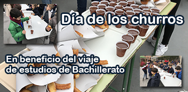 Cartel web dia churros